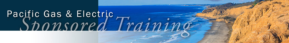 Pacific Gas & Electric NCI Training Programs