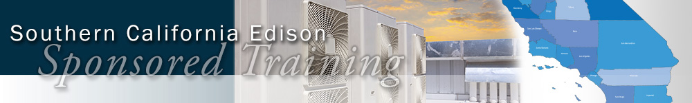 Southern California Edison NCI Training Programs
