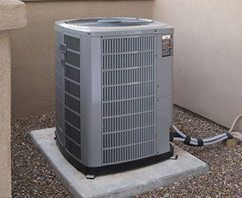 "HVAC sales have become ""box"" sales. A box is like this condensing unit."